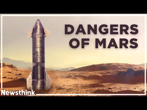 Why the First Mars Inhabitants Will Likely Die
