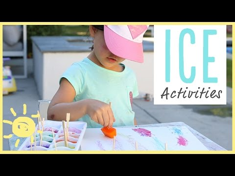 PLAY | 3 Awesome ICE Activities!