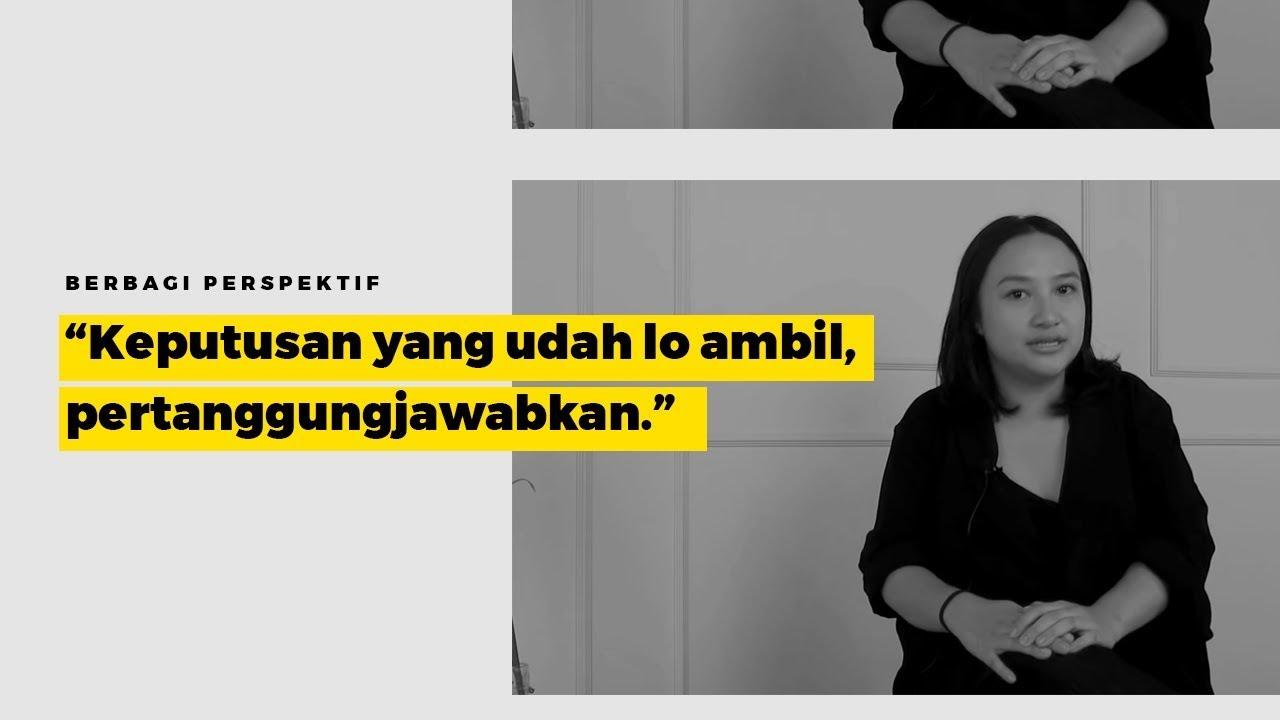 Download 4. #BerbagiPerspektif Chika Bagaskara Tentang Hidup Dalam Ekspektasi dan Mengapa Berhenti Kuliah