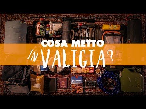 Marocco in moto: cosa metto in valigia?