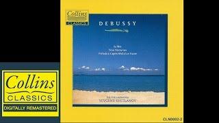 Debussy - La mer - Trois nocturnes -Prelude- Yevgeny Svetlanov -PhilharmoniaOrchestra (FULL ALBUM)