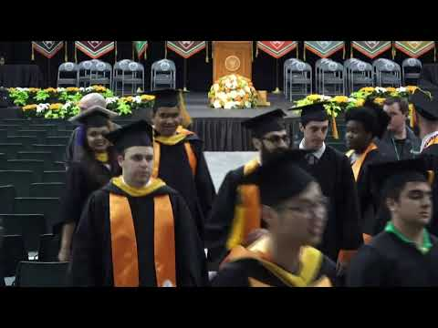 UT Dallas Commencement - Erik Jonsson School of ECS – Ceremony 2 | Spring  2019 - Livecast