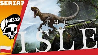 Symulator Dinozaura - The Isle | Rizzer Gameplay po Polsku