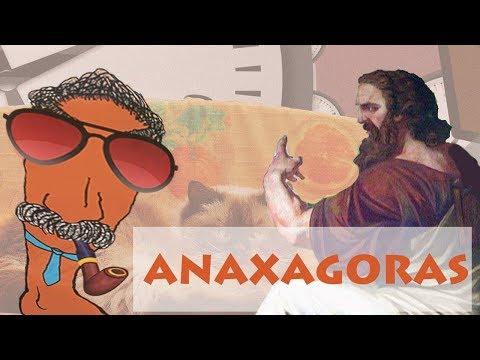 ANAXAGORAS, Mind and