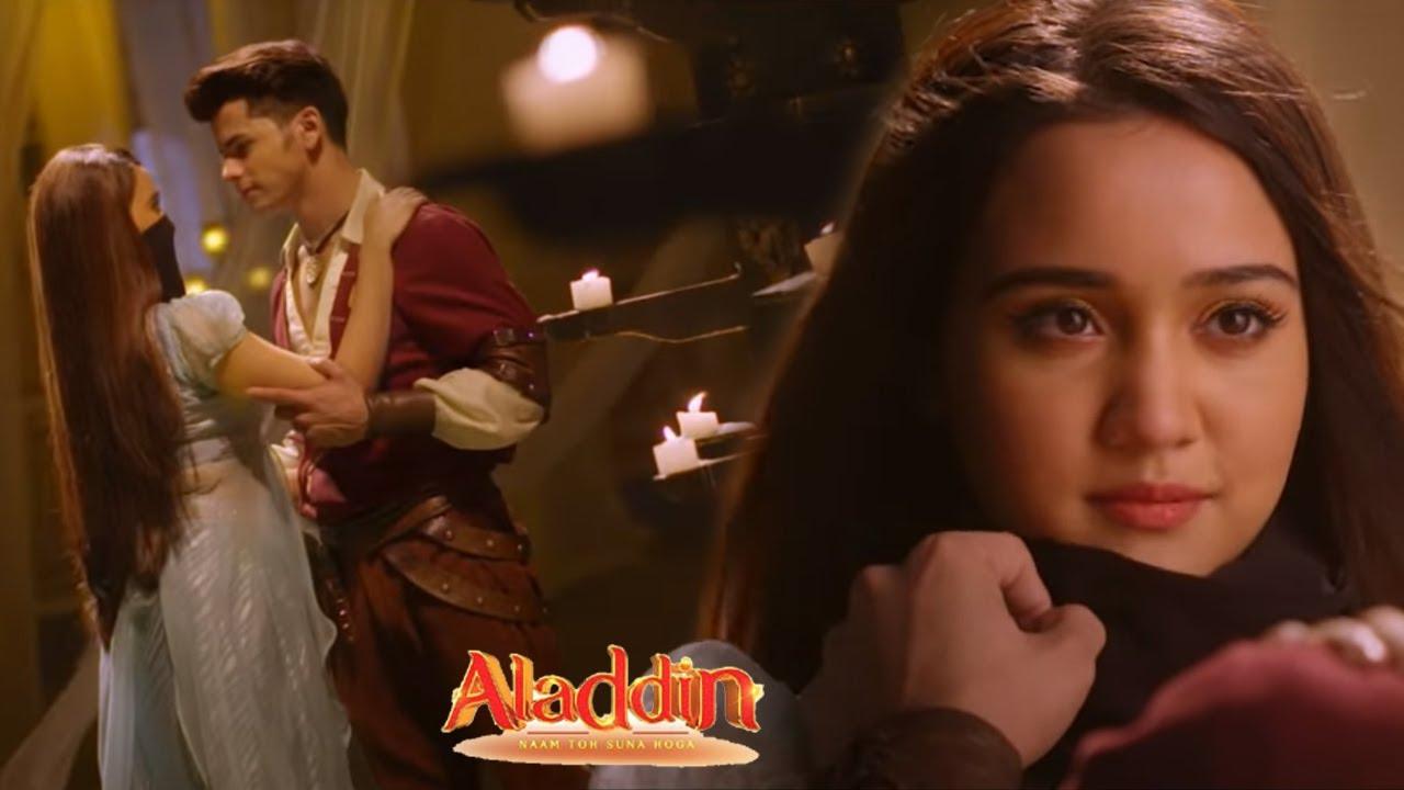 Aladdin Naam Toh Suna Hoga: Aladdin & Yasmine Romantic Moments | SAB TV Aladdin Serial News