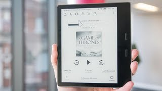 AMAZON KINDLE OASIS - TECHNO UPDATE