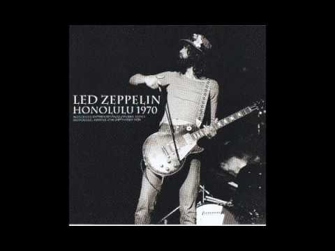 Led Zeppelin : Honolulu, 1970
