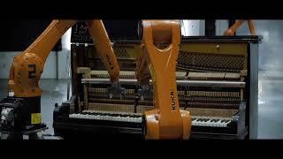 Gambar cover Automatica  Robot Piano Tests