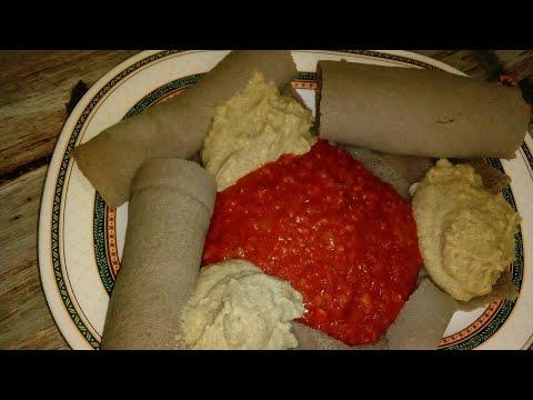 ጾሙን በማስመልከት ስልስ ስልስ ወጥ Ethiopian food