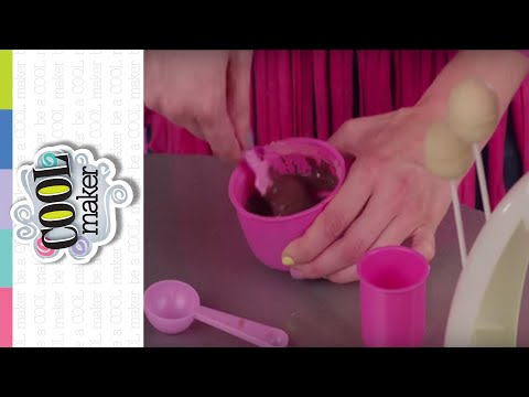 How To Use The Cake Pop Maker