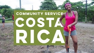 Costa Rica Community Service Summer Program for Teens