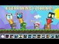 BUILDING BEST AUCTION SHOP ON GROWTOPIA!! (RIP WLS) OMG!! | GrowTopia
