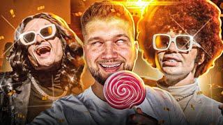 ОНИ ВСЁ УКРАЛИ!!! Элджей & MORGENSHTERN - Lollipop