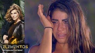 Daniela tiene que decir adiós a Rasta | Reto 4 Elementos