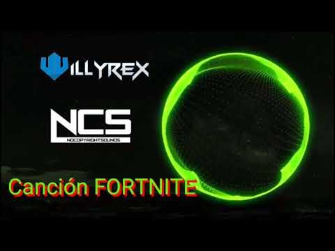 La NUEVA Canción que utiliza WILLYREX en FORTNITE #2