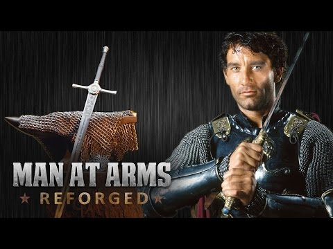 Excalibur - MAN AT ARMS: REFORGED - YouTube