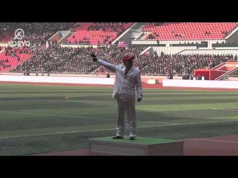 Pyongyang Marathon 2016 (Koryo Tours Full Video)