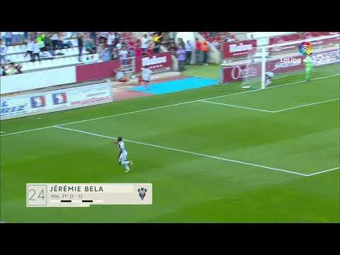 Resumen de Albacete Balompié vs Real Oviedo (2-1)