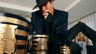 The Balmain x Trudon limited-edition Candle