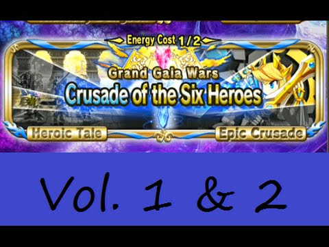 Brave Frontier F2P Episode 26: Grand Gaia Chronicles Vol 1 & 2