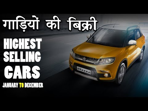 Top 10 Best Selling Cars In India 2019 | Highest Sales (Explain In Hindi)
