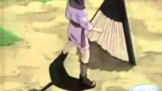 shikamaru vs temari dublado em português