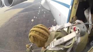 Десантирование с Ил-76 аж дух захватывает. Красота неописуемая!!!!(Вы знаете, что у сайта AliExpress есть официальная программа скидок 10% на любой товар?! Теперь можно возвращать..., 2016-03-06T06:28:25.000Z)