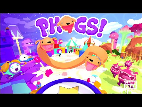 PHOGS! FULL GAME
