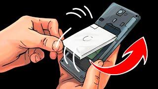 휴대폰에 더 이상 탈착식 배터리가 없는 이유