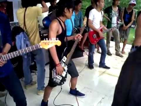THE SLETET Cover   Slank   Punya Cinta