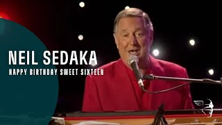 Neil Sedaka Happy Birthday Sweet Sixteen From The Show Goes On DVD