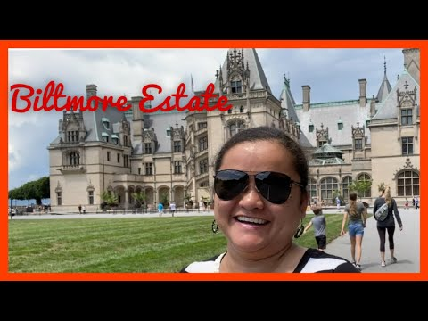 THE BILTMORE ESTATE TOUR 2020, NORTH CAROLINA