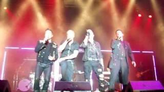06.07.2010. Westlife. My Love. Cork
