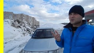 Знакомство с ВАЗ-2110. Видео со смыслом.