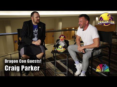 Craig Parker @ Dragon Con 2018 dragoncontv