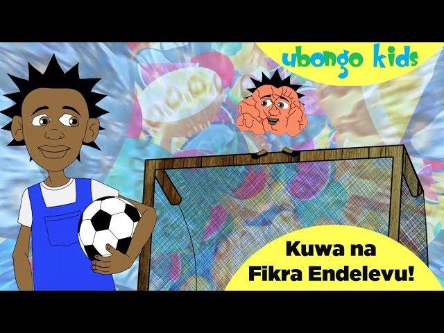 Ubongo Kids Webisode 44 - Fikra Endelevu | Katuni za Kiswahili