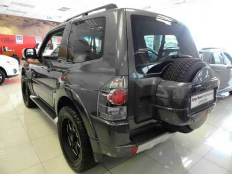2015 Mitsubishi Pajero 3 2 L Swb Gls 4x4 Auto For Sale On Auto