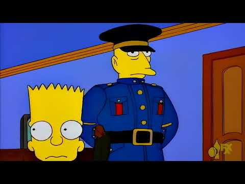 The Simpsons - Homer watches over Bart from YouTube · Duration:  18 minutes 8 seconds