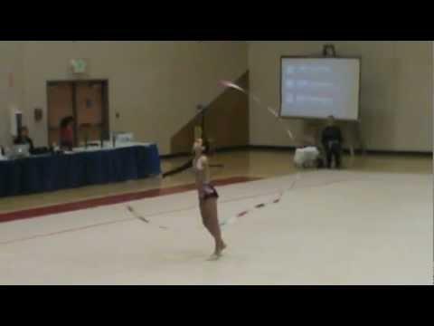 Ribbon,Level 7,WA/CO State Championships,2012,Raquel Rubio-Villa