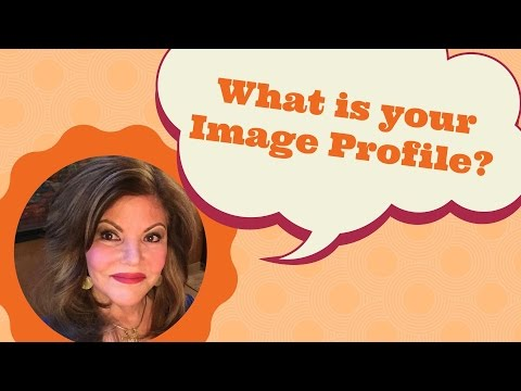 What is Your Image Profile?