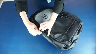 Tas Ransel / Backpack Sekolah Kuliah Catenzo plus Rain Cover