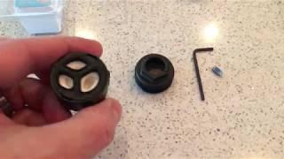 Moen Single Handle Cartridge Replacement