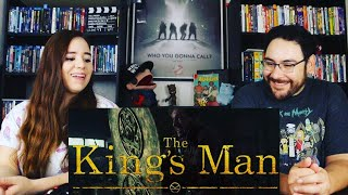 The King's Man - Official Trailer Reaction / Review