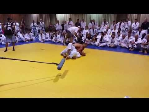 Gracie Immersion Camp 2014 Rener VS Ryron