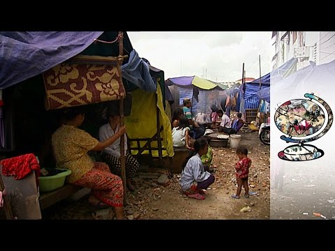 Appalling Plight of Cambodia's Evictees (2013)