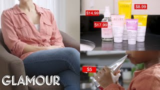 How a 29 Year-Old Mom Making $60K Spends Her Money | Glamour