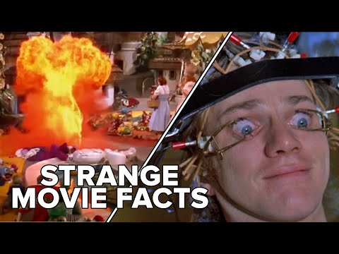 Strange Movie Facts You Might Not Know