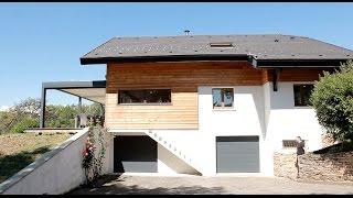 Projet 1 : La petite maison de 1991 - Grand Prix de la rénovation 2016