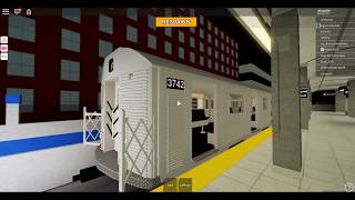 Roblox Train Simulator | Action at Grand Blvd