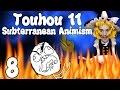 YUUGI CAUSES NEXT LEVEL RAGE   Touhou 11: Subterranean Animism